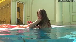 hottest russian model nicole goes horny